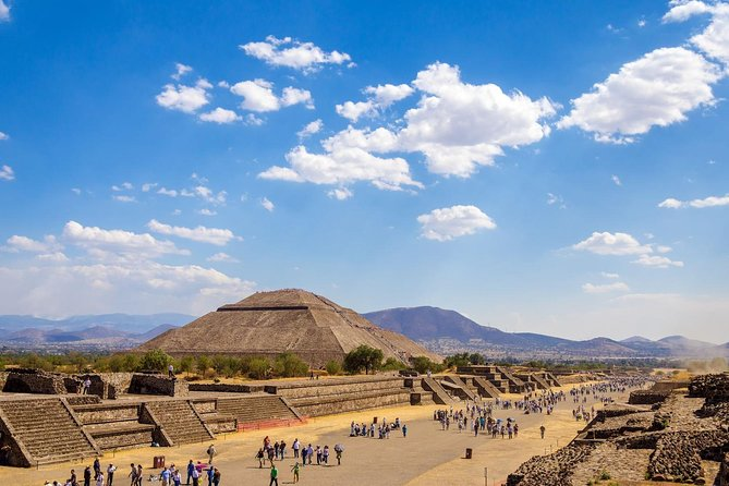 Guide to visit MEXICO PYRAMIDS depending on where you are staying