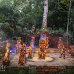Xcaret day of the dead 2020
