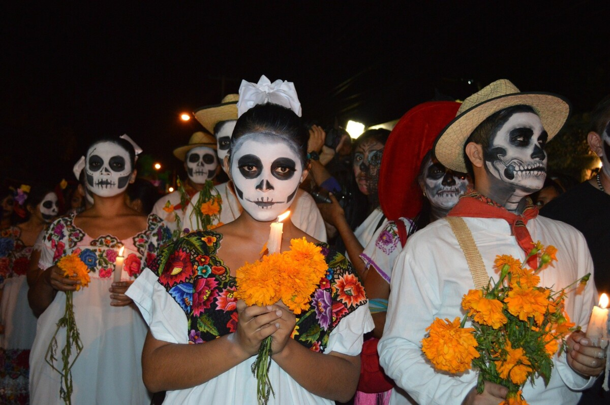 Day of the Dead in Mexico Traditions