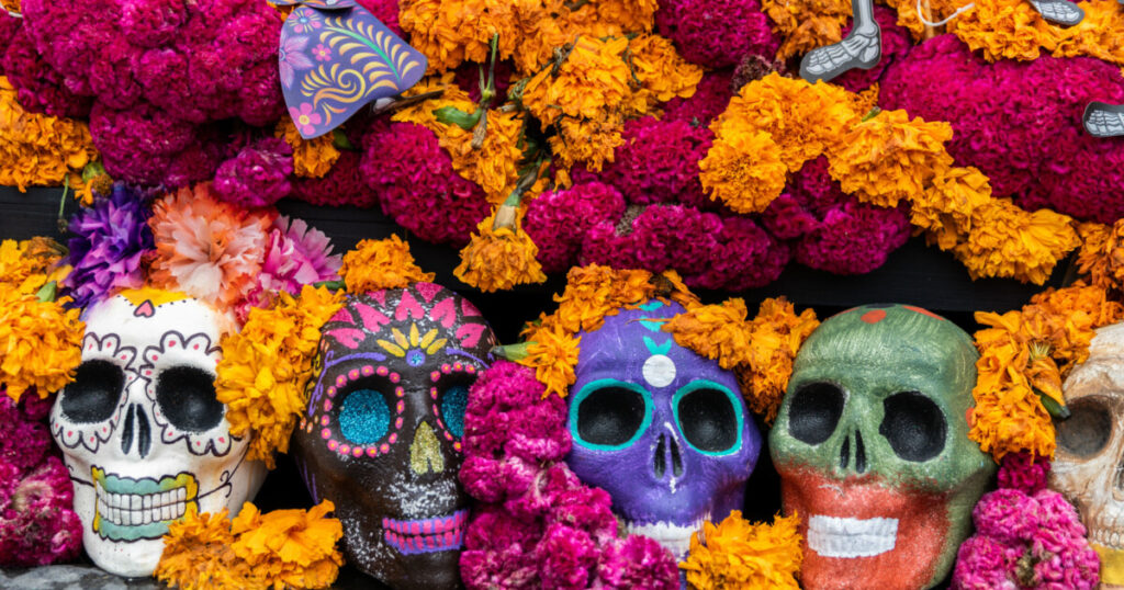 Calaveras of the day of the Dead - MExplor Blog