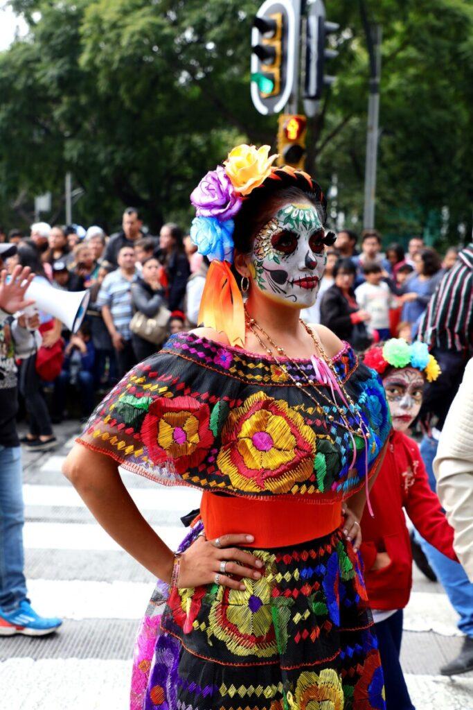 Catrina - Dia de Los Muertos - MExplor Blog