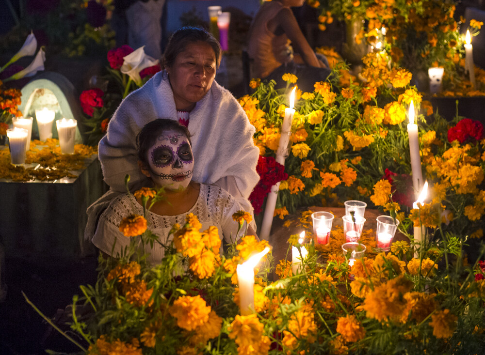 Day of the Dead in Mexico Traditions -Chiapas - MExplor Blog