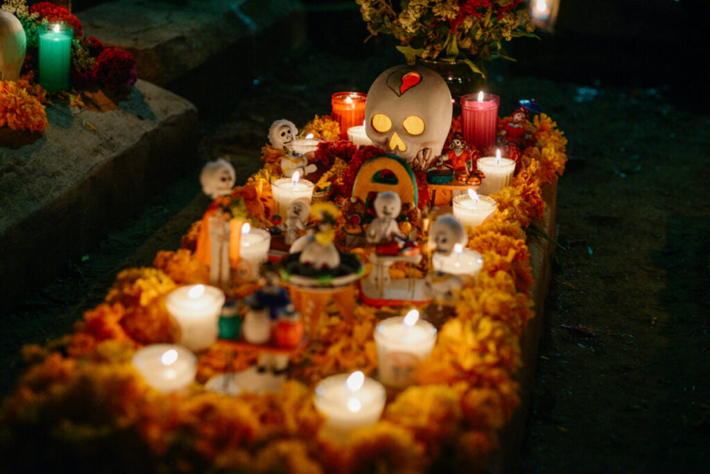 Day of the Dead in Mexico Traditions -Oaxaca - MExplor Blog