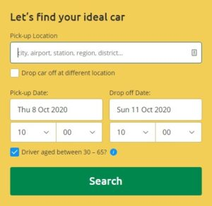 Best prives 2020 - Rent a car in Mexico