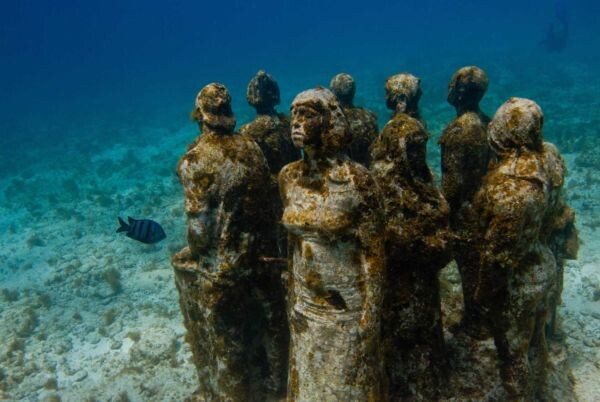 Cancun Underwater Museum - MExplor
