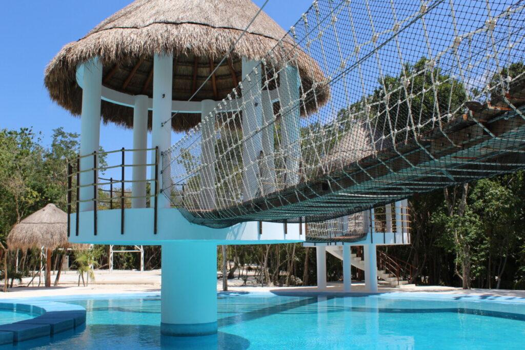 Best Swimming pool in Puerto Morelos