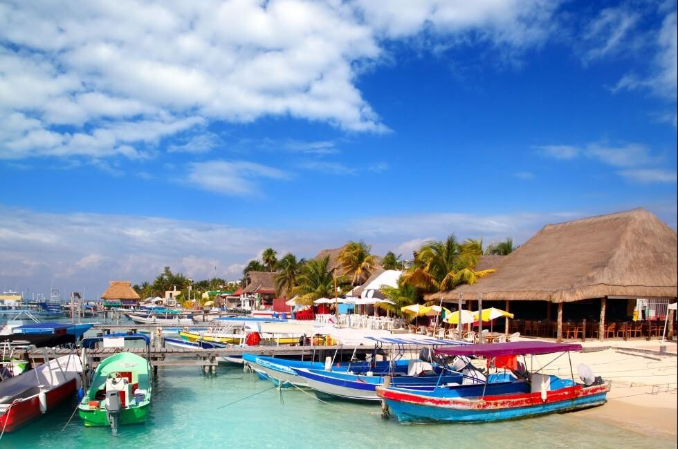 Isla Mujeres Cancun - Day trip itinerary