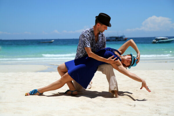 Bachata or Salsa Lessons in Puerto Morelos