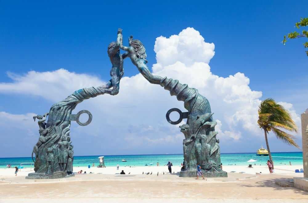 Puerto Morelos to Playa del Carmen