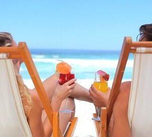 Beach Club in Puerto Morelos