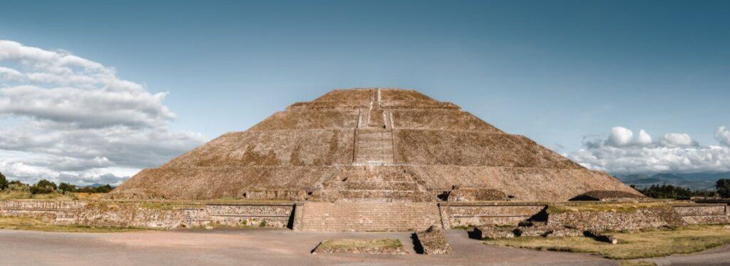 Pyramid of the sun - Mexico