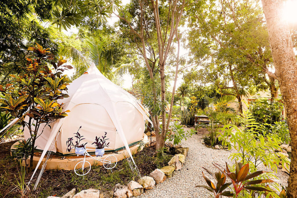 Glamping in the Riviera Maya - Glamping Tulum