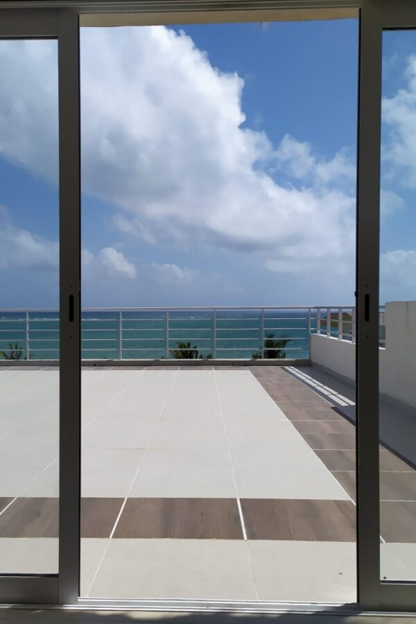 Roof top Terrace