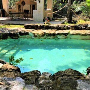Puerto Morelos Jungle Villa rental puerto morelos house rentals