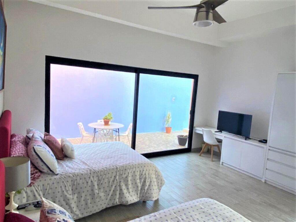 MExplor Villa double bedroom