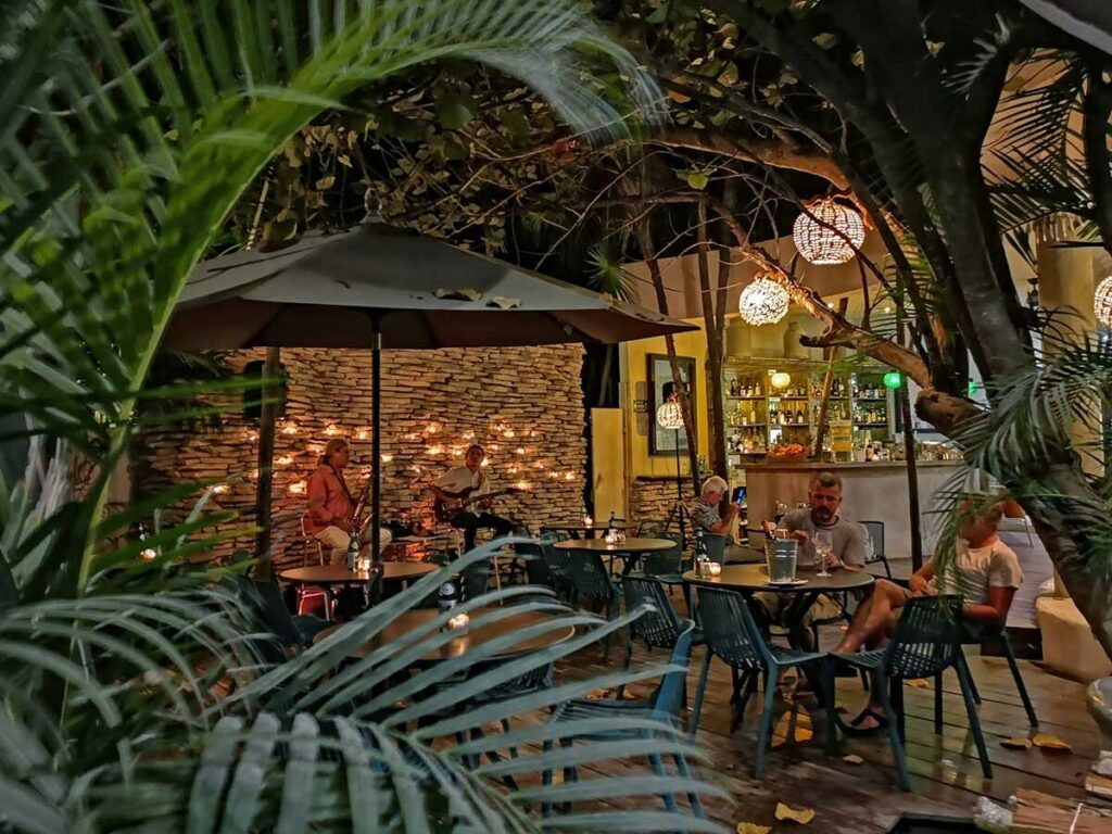 Restaurants in Tulum