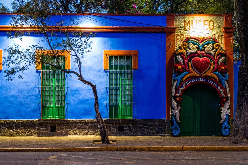 Casa azul museo Frida Kalho
