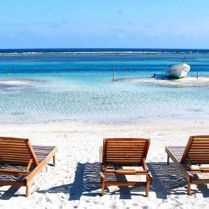Best beach in the Riviera Maya