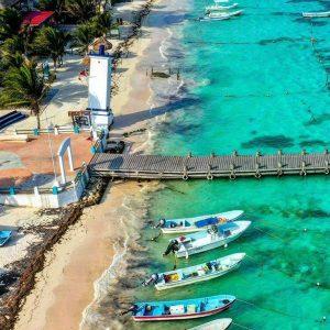 Puerto Morelos Beach day pass 2020