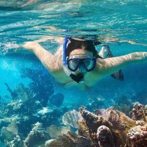 Best snorkeling of the Riviera Maya